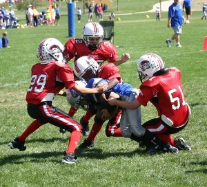 Coaching Youth Football Defenses