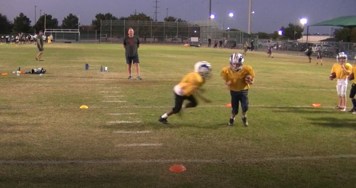 tackling fundamentals youth football