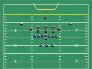 Youth Football 33 Stack Defense