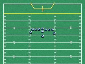 Youth Football Double Wing Offense