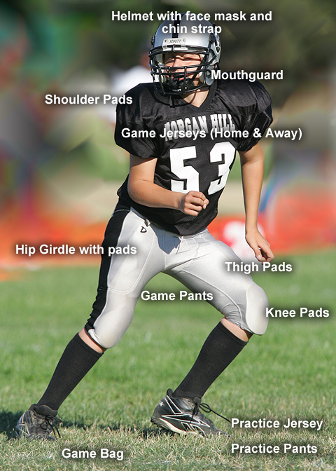 Football Safety Equipment