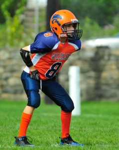 Dom Carter youth football online all star