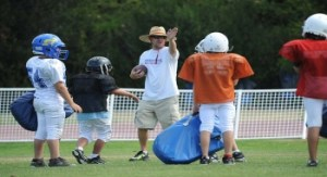 Why Kids Should Play Tackle Football