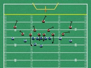 Cover 3 pass coverage