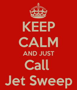 Keep Calm and Just Call Jet Sweep