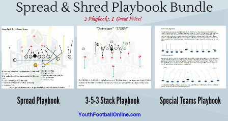 Spread and Shred Playbook Bundle