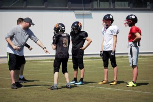 Increase Engagement by Giving Players a Role in Practice Planning