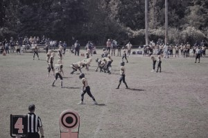Defending Four Verticals in Youth Football