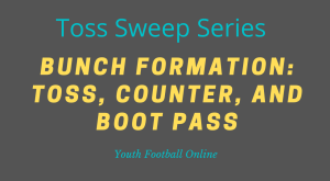 Toss Sweep Series for Youth Football