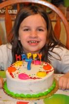 Molly's 7th Birthday