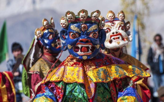 vibrant festivals leh