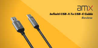 AMX USB Type C Cable Review