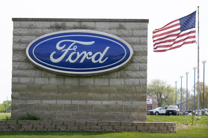 Ford: Electric vehicles to be 40% of worldwide deals by 2030