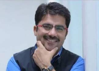 TV Anchor Rohit