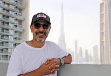 For Iranian-American Maz Jobrani, a stand-up show in Dubai denoted the first run through he's been before a significant live crowd abroad since the beginning of the Covid pandemic — and he feels it.