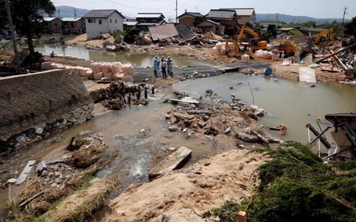 災害が起こりやすい地域に住んでいる人への疑問(炎上覚悟)