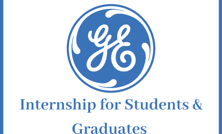 GE Internship