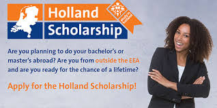 Photo of HOLLAND SCHOLARSHIP FOR INTERNATIONAL STUDENTS