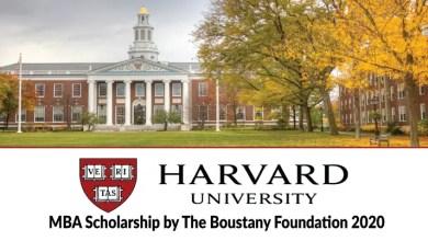 Photo of FULLY-FUNDED HARVARD UNIVERSITY MBA SCHOLARSHIP FOR 2021