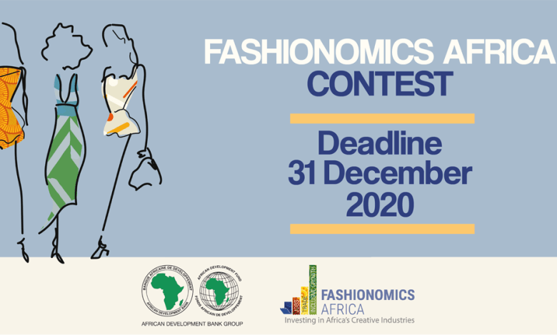 Africa fashion competition