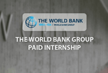 Photo of WORLD BANK PAID SUMMER INTERNSHIP FOR YOUNG PROFESSIONALS (2021)