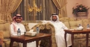 لقاء النائب عبدالحكيم الشمري