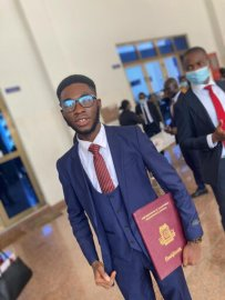 19-year-old man becomes one of Ghana's youngest Chartered Accountants