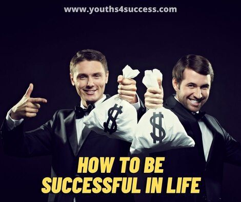 How to be successful in life as a student or teenager