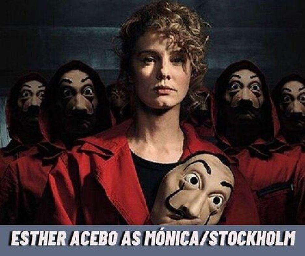 Money Heist Characters