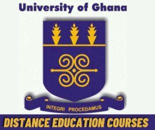 University Of Ghana Distance Courses