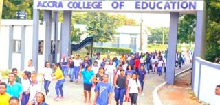 accra college of education fees