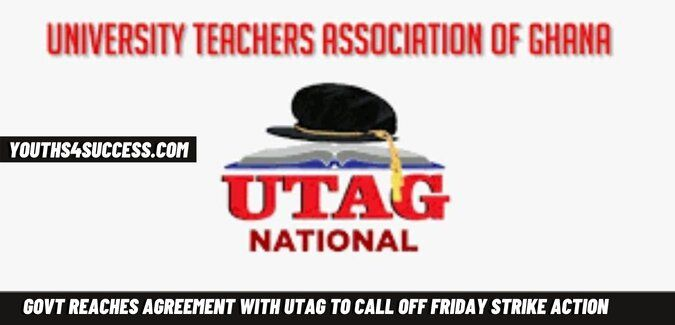 UTAG To Call Off Friday Strike Action