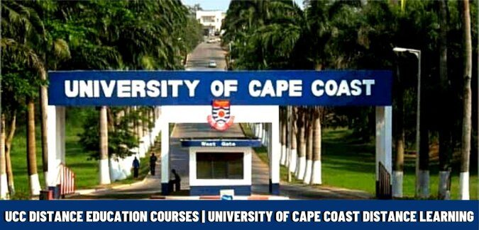 ucc distance education courses