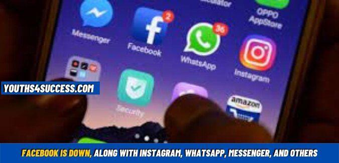 facebook back online
