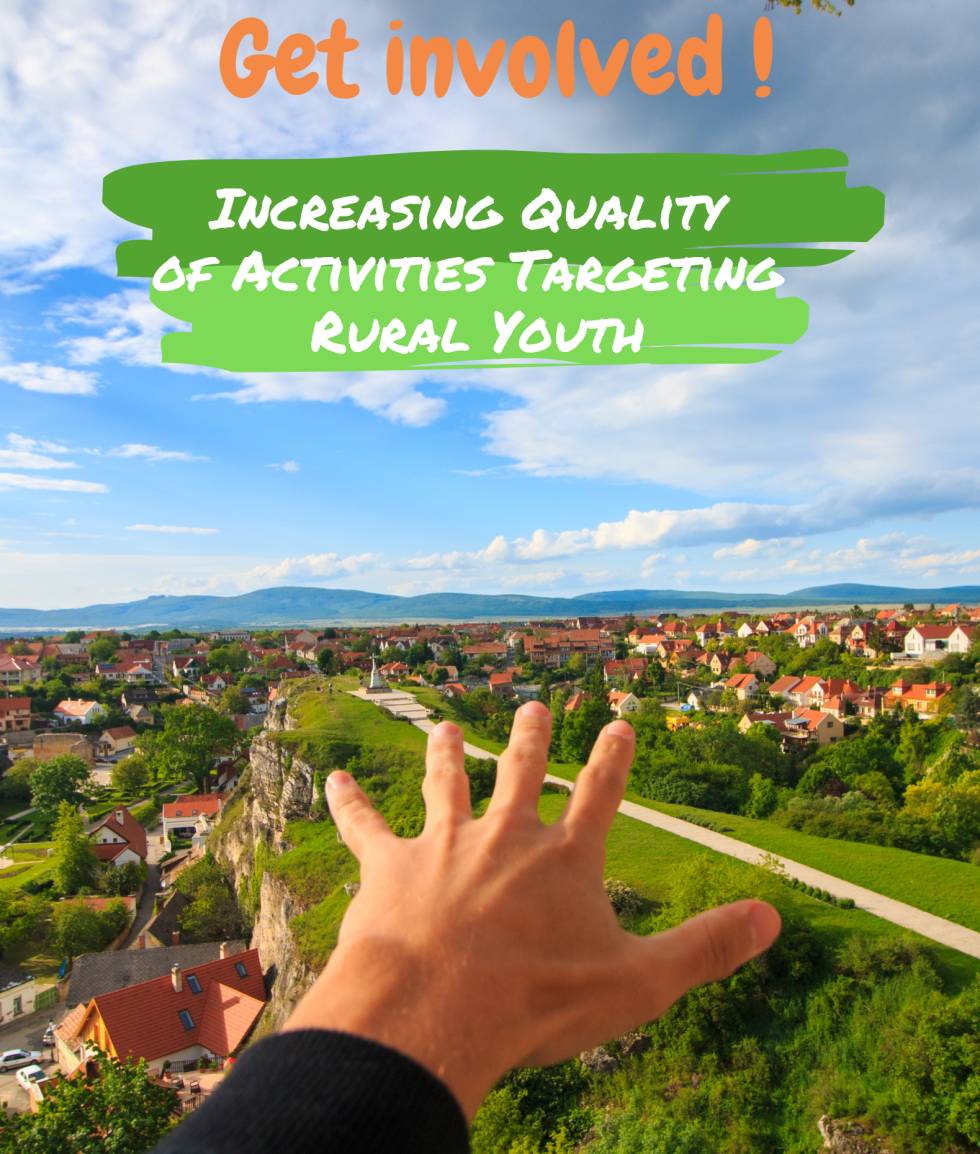 "Project ""Increasing Quality Of Activities Targeting Rural Youth"""