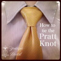 How to tie the Pratt Knot: Step by Step Instructions