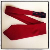 How to Lengthen a Gentleman's Tie : DIY Tutorial
