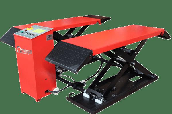 Elevador tijera 3000kg modelo 1