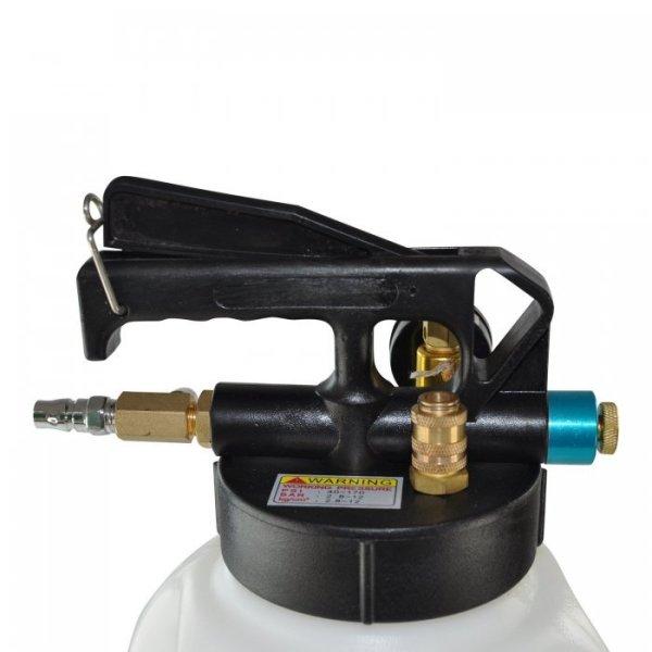Máquina llenado aceite