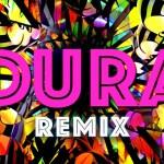 Daddy Yankee – Dura (REMIX) ft. Bad Bunny, Natti Natasha & Becky G (Lyric Video)