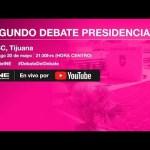 Segundo Debate Presidencial #Elecciones2018
