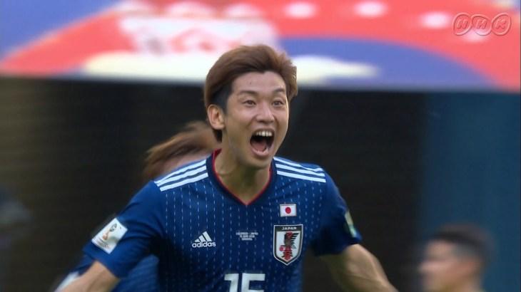 【2分でわかるロシアW杯】香川、大迫のゴールで白星発進! 日本 x コロンビア(グループH)
