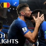 France v Belgium – 2018 FIFA World Cup Russia™ – Match 61