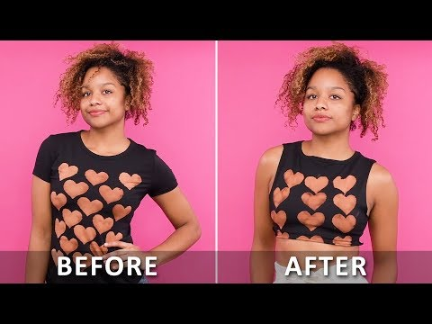Clothing Revamps | Clever DIY Life Hacks & DIY Projects by Blossom