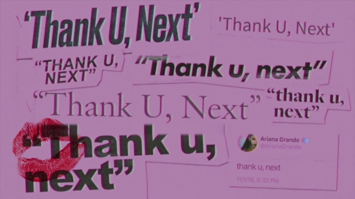Ariana Grande – thank u, next (audio)