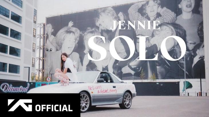 JENNIE – 'SOLO' M/V