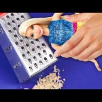 25 CRAZY HACKS FOR YOUR BARBIE