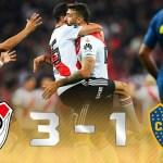River Plate – Boca Juniors [3-1] | GOLES | Final (Vuelta) | CONMEBOL Libertadores