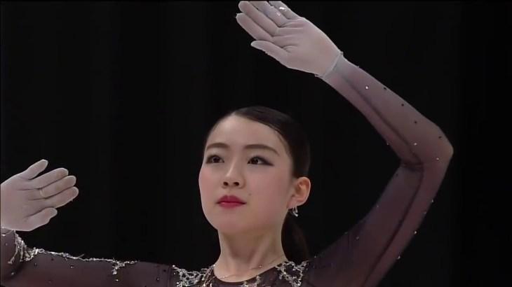 【フジテレビ公式】四大陸フィギュア2019<紀平梨花選手・女子フリー>ノーカット配信