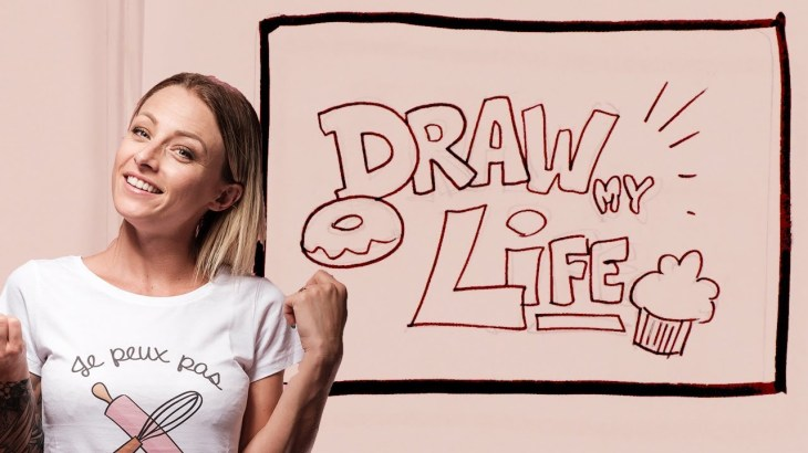 ♡• DRAW MY LIFE | L'ATELIER DE ROXANE  •♡